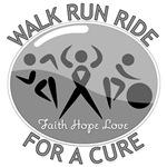 Diabetes Walk Run Ride Shirts