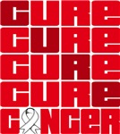 CURE Bone Cancer Collage Shirts