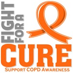 COPD Fight For A Cure Shirts