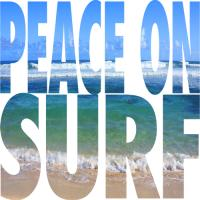 NEW DESIGN - Peace On Surf