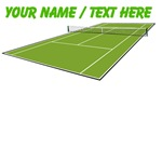 Custom Tennis Court