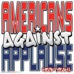 Americans Against Applause [APPAREL]