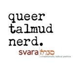 queer talmud nerd