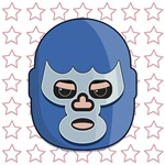 lucha libre blue demon
