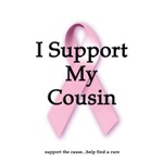 I Support My Cousin