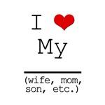 I Heart My ____