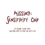 Missing: Sensitivity Chip