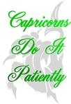 Capricorns Do
