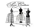 Paris Couture Mannequins