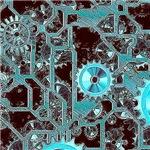Steampunk-gears