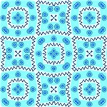 Doodle Pattern Doris
