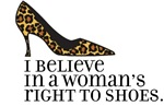 right to shoes