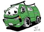 TET's Frog Van