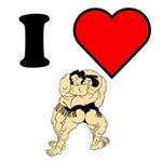 I Heart Sumo Wrestling