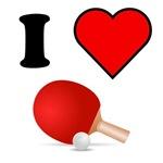 I Heart Table Tennis