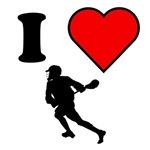 I Heart Lacrosse