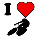 I Heart Cycling