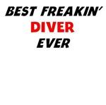Best Freakin' Diver Ever