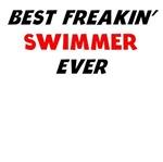 Best Freakin' Swimmer Ever