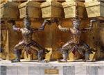Wat Pho Figures
