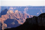 Grand Canyon: Bright Angel View