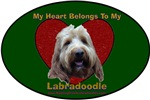 My Heart Belongs to My Labradoodle