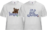 Puppies and Dogs Kids T-shirts