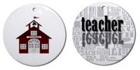 School Ornaments for Teachers and Kids!