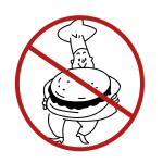 No Big Burgers T-shirts and Gifts