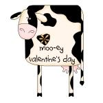 Moo-ey Valentine's Day Tshirts and Gifts