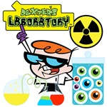 Dexters Laboratory Experiments Tshirts and Gifts
