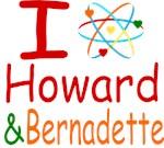 I Love Howard & Bernadette