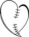 Right Heart Scar