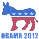 Obama 2012 Democrat