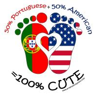 Portuguese American Baby