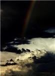 Dark Sky Rainbow