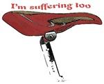 I'm suffering too