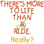 The more to life than....