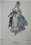 Regency Dress Plate