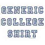 Generic College Shirt