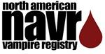 North American Vampire Registry (NAVR) Swag