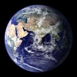 Planet Earth - Eastern Hemisphere