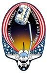 Shuttle Mission 98 Patch Insignia
