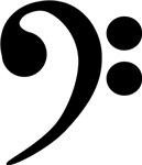 F-Clef / Bass Clef Symbol
