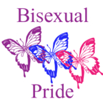 Bisexual Pride Butterfly