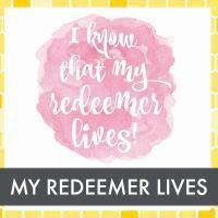 My Redeemer Lives Design