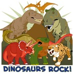 Dinosaurs Rock