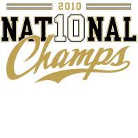 2010 Nat10nal Champs