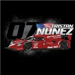 Tristan Nunez #07 Race Car