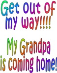 Get of out my way Grandpa